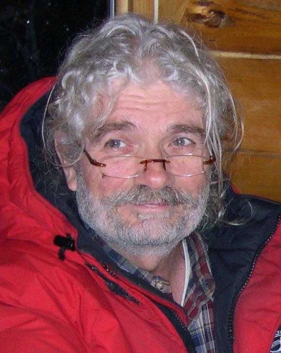 Dave Lacey. Photo courtesy Douglas Yates