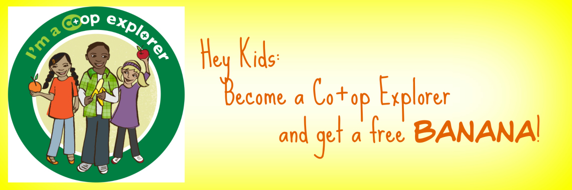 Just for Kids: Co+op Explorers