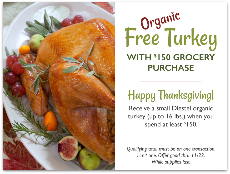 free turkey poster 2017