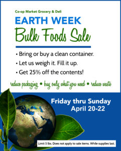 earth week bulk sale 2018 framed